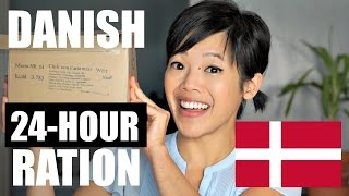 Download Danish 24-hour Ration Pack Taste Test - MRE Review Video