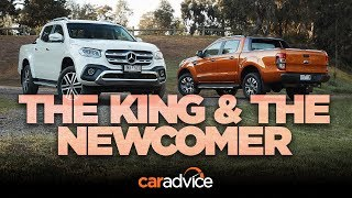 Download 2018 Ford Ranger Wildtrak v Mercedes-Benz X-Class comparison review Video