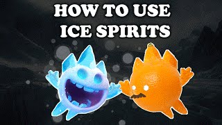 Download Clash Royale | How to Use and Counter Ice Spirit Video