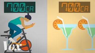 Download The science is in: Exercise isn't the best way to lose weight Video
