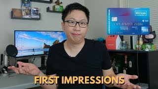 Download New Amex Hilton First Impressions (Honors, Ascend, Aspire) Video