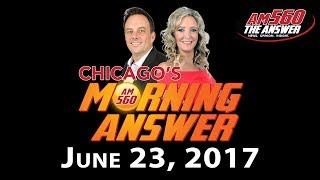 Download Chicago's Morning Answer - June 23, 2017 Video