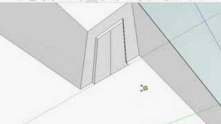 Download SketchUp: Resizing everything with the Tape Measure tool Video