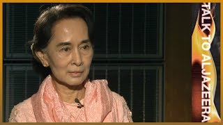 Download Aung San Suu Kyi: 'There is no rule of law' | Talk to Al Jazeera Video