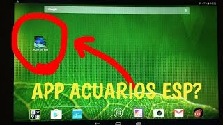 Download APP DEL CANAL ACUARIOS ESP |HD| Video
