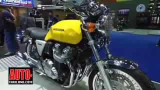 Download เอ.พี. ฮอนด้า เปิดตัวคลาสสิกไบค์ระดับตำนาน all new honda cb1100 ใหม่ ในงาน Motorshow 2017 Video