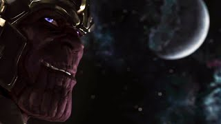 Download THE AVENGERS Thanos Post-Credit Scene (2012) Movie Clip Video