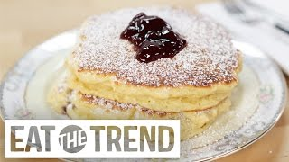 Download Jelly Doughnut Pancakes With Gemma Stafford | Eat the Trend Video