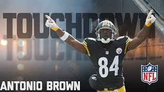 Download Every Antonio Brown Touchdown... So Far | NFL Highlights Video