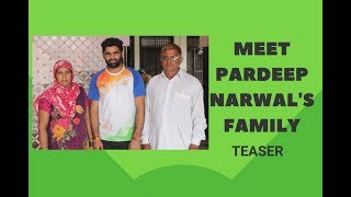 Download Pardeep Narwal - his village, his house, his family Video
