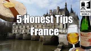 Download Visit France: 5 Honest Travel Tips for France Video