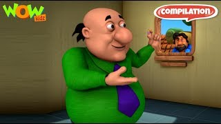 Download Doctor Jhatka inventions - Motu Patlu Compilation - Part 07 - As seen on Nickelodeon Video