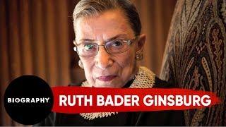 Download Ruth Bader Ginsburg - Supreme Court Judge | Mini Bio | Biography Video