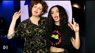 Download Charli XCX BBC Radio 1 interview with Annie Mac Video