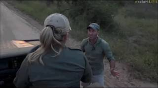 Download Safari Live : James and Tayla's funny moment this afternoon May 07, 2017 Video