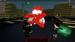 Level 2000 (maxed) TakiK2 vs Eto/Owl (npc boss) | Ro-Ghoul Free