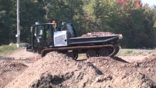 Download PRINOTH PANTHER DEMO DAY 25 SEPT 2014 QC. CITY Video
