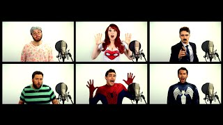 Download SPIDERMAN THEME ACAPELLA! (ft. Lisa Foiles) Video