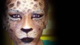 Download Leopard Mask Makeup Tutorial Video