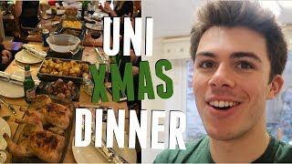 Download UNI VLOG: OUR UNIVERSITY CHRISTMAS! (Uni Xmas Dinner, Pantos, Shots, and Stars) | Jack Edwards Video