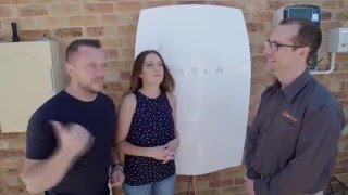 Download Tesla Powerwall Home Battery System Installation Video