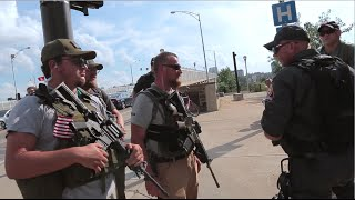 Download RNC/WEST OHIO MINUTEMEN 2016 OPEN CARRY Cleveland, OH Video