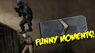 Download CS:GO SILVER FUNNY MOMENTS - NO SCOPE ACE, MOLOTOV TROLLING & MORE Video