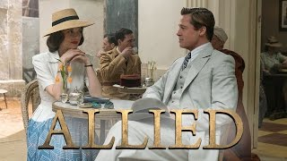 Download ALLIED - UN'OMBRA NASCOSTA con Brad Pitt e Marion Cotillard - Trailer italiano ufficiale Video