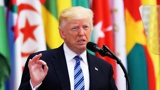 Download ″Exhausted Guy″ Trump Flubs Saudi Speech Video
