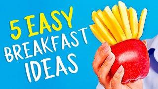 Download 5 easy & delicious breakfasts Video