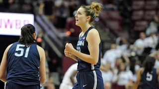 Download UConn Women's Basketball Highlights vs. Florida State 11/14/2016 Video