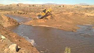 Download Bunkerville Irrigation Dam #4 Diversion Dike Building B6 Video