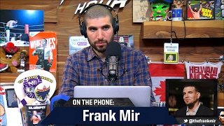 Download Frank Mir Disenchanted With UFC, USADA: 'I Don't Feel The Same About The Company' Video
