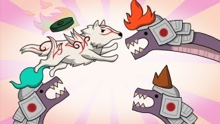 Download LORE - OKAMI Lore in a Minute! Video