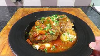 Download Venison Osso Buco, with Gremolata.#SRP Video