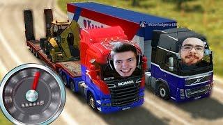 Download A VIAGEM em DUPLA!!! - Euro Truck Simulator 2 MP!!! Video