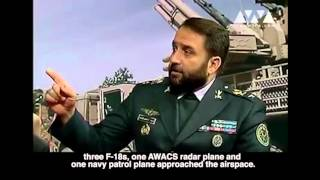 Download ″We had 12 Missiles Pointed at the Americans″: Iranian General on State TV Video