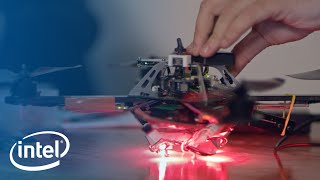 Download The Making of Drone 100 | Intel Video