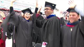 Download ″Jump Around″ from UW-Madison's Spring Commencement 2016 Video