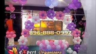Download Expert Birthday Balloon Decoration in Chandigarh, Mohali, Panchkula, Birthday Planners Chandigarh Video
