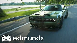 Download Is the 2019 Dodge Challenger SRT Hellcat Redeye Worth an Extra $10K? Video