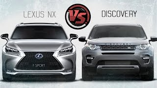 Download 2hp: Lexus NX VS Land Rover Discovery Sport Video