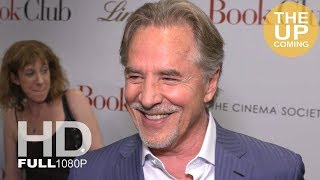 Download Don Johnson interview at Book Club premiere Video