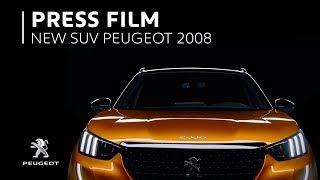 Download New SUV Peugeot 2008 - Press Film Video