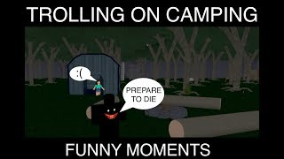Download Roblox Camping Trolling And Funny Moments HD Video