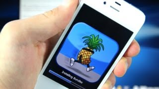 Download How To Jailbreak iOS 6 iPhone 4/3Gs iPod Touch 4G & Install Cydia - 6.0.1/6.0 Redsn0w 0.9.15b3 Video