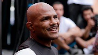 Download Wilson Reis UFC on FOX 24 Open Workout Scrum - MMA Fighting Video