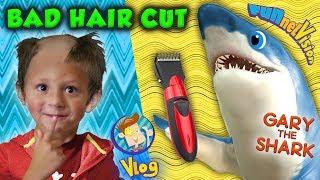 Download NICE HAIRCUT CHASE! hahaahahah FUNnel V Vlog Skit Video