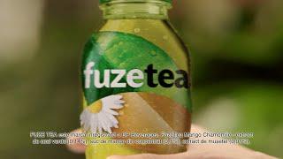 Download FuzeTea // Extract de ceai verde si musetel & suc de mango Video