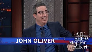 Download John Oliver's Favorite British Winter Olympian Failed Miserably Video